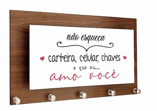 1601-014 Porta Chaves Alto Relevo - Amo