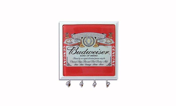 1470-012 Porta chaves Azulejo - Budweiser