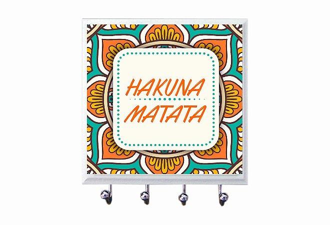1470-018 Porta chaves Azulejo - Hakuna