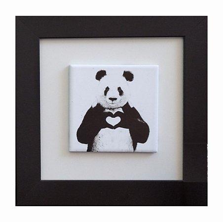 3001-002 Quadro de azulejo Decor - Panda