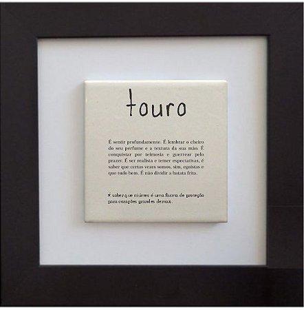 3001-006 Quadro de azulejo Decor - Signo Touro