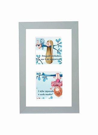 3002-001 Quadro de azulejo Decor - Meninas