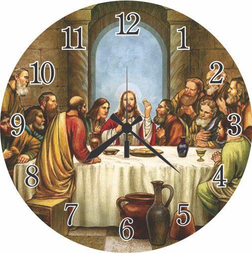 1700-027 Relógio Redondo - Santa Ceia