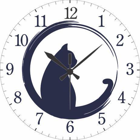 1700-030 Relógio Redondo - Gato Centro