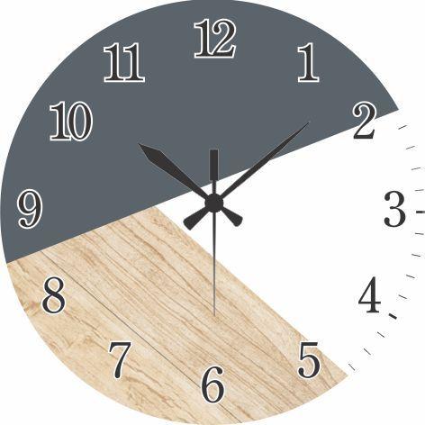 1700-033 Relógio Redondo - Simplista