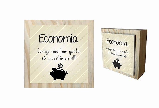 07-04-C030 Cubo Decor Cru - Economia