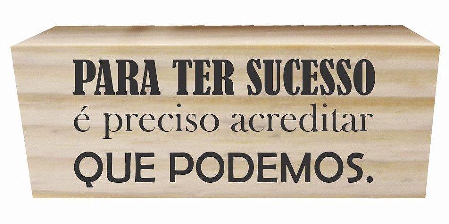 07-02-006 Decor Taquinho - Sucesso