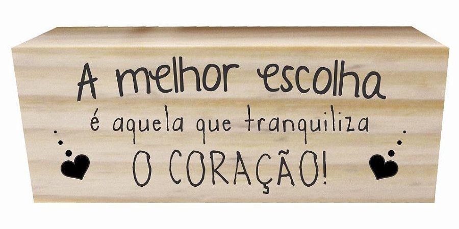 07-02-012 Decor Taquinho - Coração