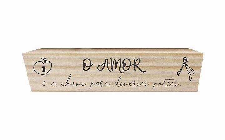1603-001 Porta Chave Ímã - Amor