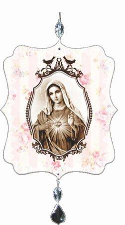 1971 Móbile de oração - Virgem Maria