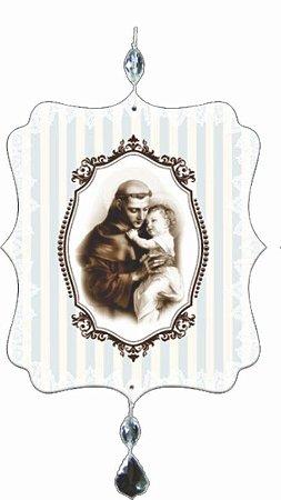1974 Móbile de oração -Santo Antonio