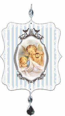 1976 Móbile de oração -Santo Anjo Menino