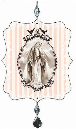 1997 Móbile de Oração - Maria passa à frente