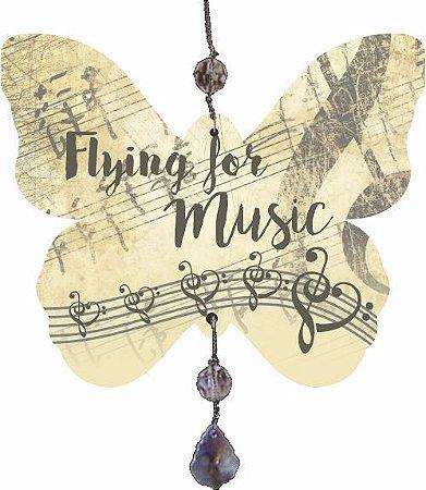 1930-007 Móbile Borboleta - Flying For Music