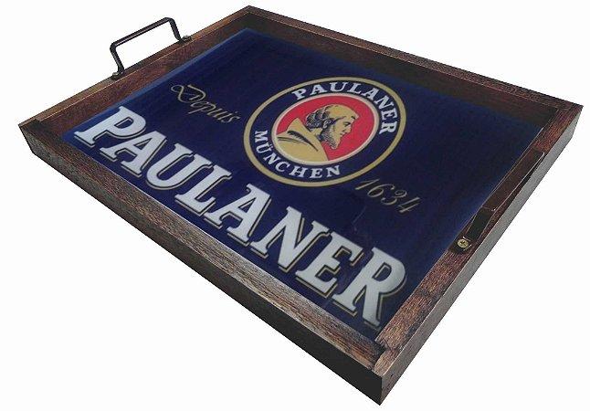 3096PM-028 Bandeja de Azulejo - Paulaner Azul