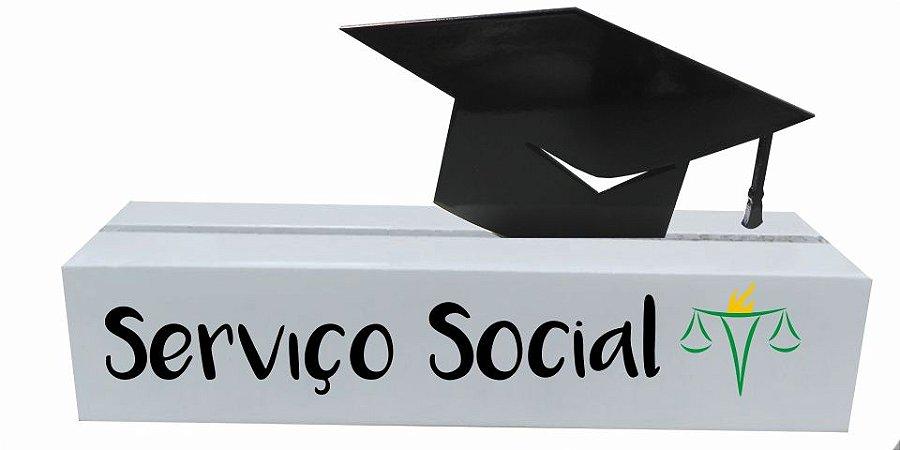 07-01-PP3 Decor de Mesa - Serviço Social