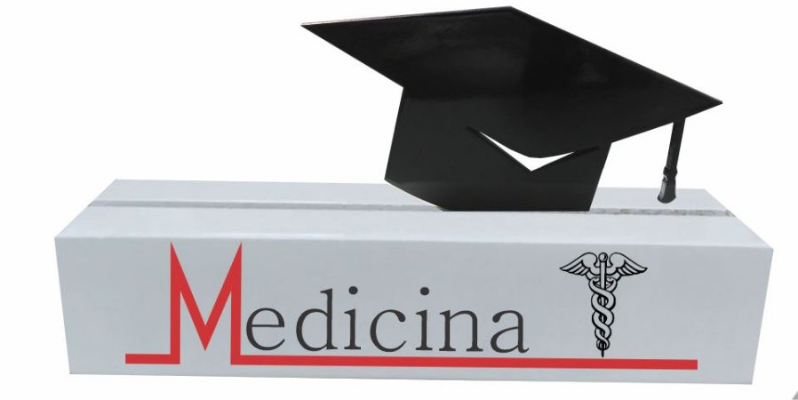 07-01-PP16 Decor de Mesa - Medicina