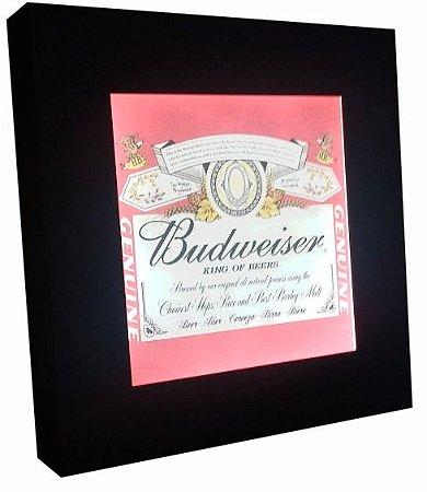 3070-002 Quadro luminoso - Budweiser