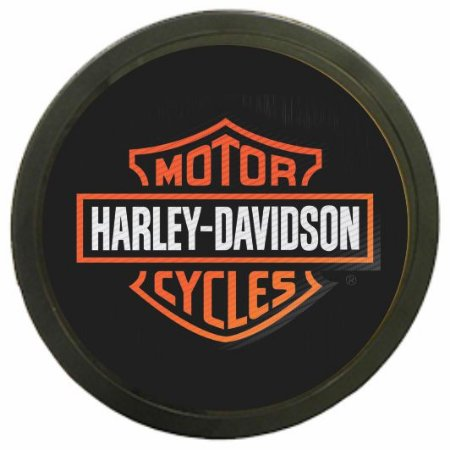 3072-004SF Quadro luminoso - Harley Davidson