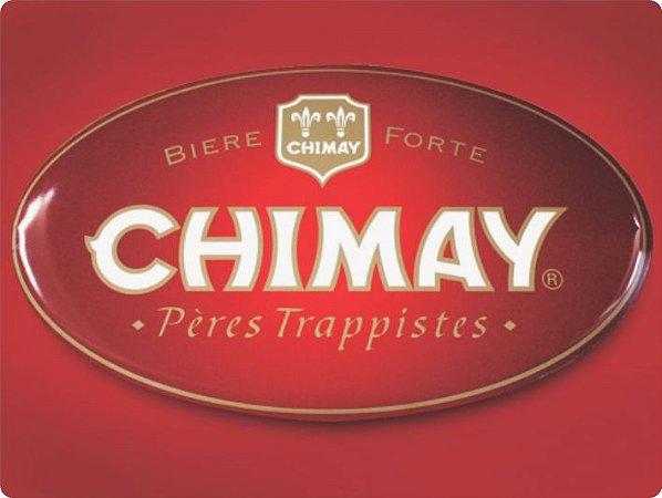 1311 Placa de Metal - Chimay logo