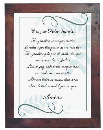 3093PG-011 Quadro Poster - Família