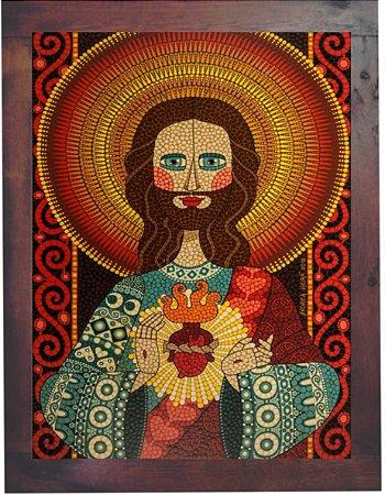3093PG-027 Quadro Poster - Jesus