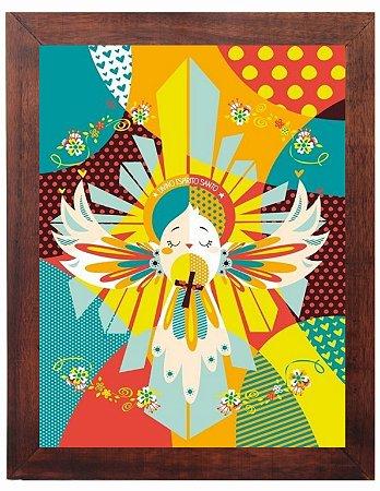 3093PG-054 Quadro Poster - Espírito Santo