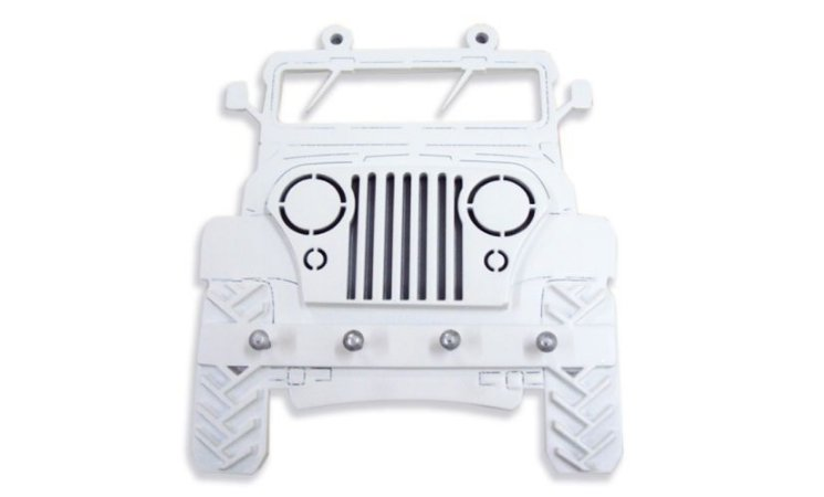 05-16-P Porta chaves Jeep