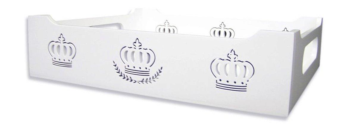 09-46-P Bandeja Coroa Rei