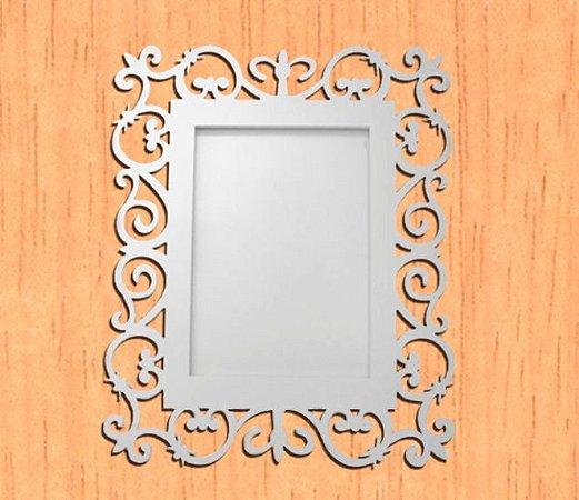 15-04-PP Porta retrato Arabesco Luxo