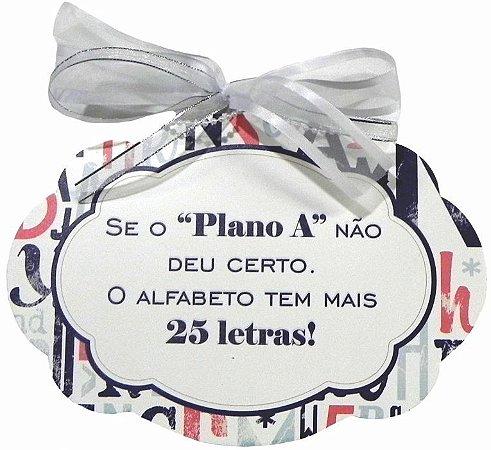 1704-003 Placa MDF - Plano A