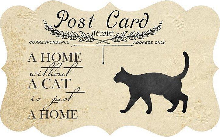 1712G-002 Placa MDF - Cat