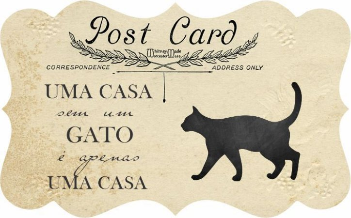 1712G-022 Placa MDF - Cat PT