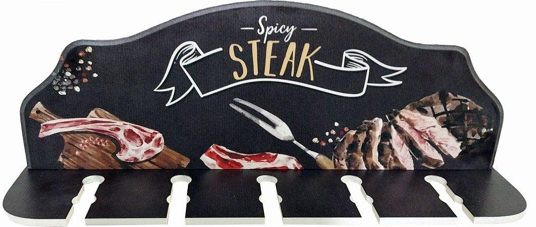 2220 Porta espeto - Steak