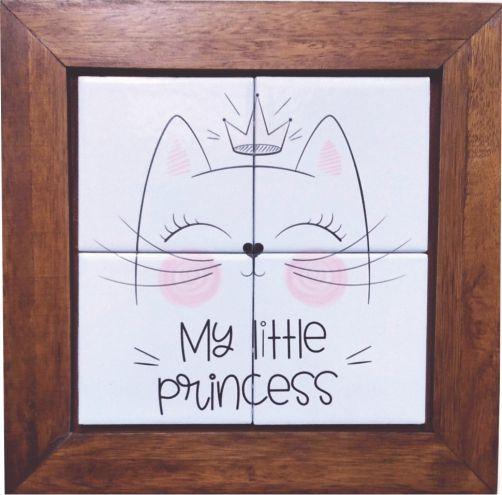 3094AP-020 Quadro de azulejo - Princess