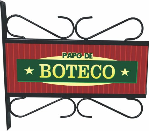 3082-014 Placa Aramada - Boteco