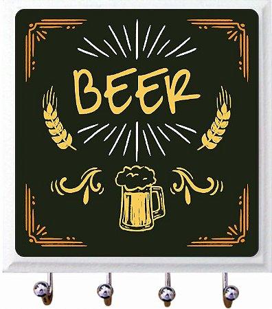 1470-027 Porta chaves Azulejo - Beer