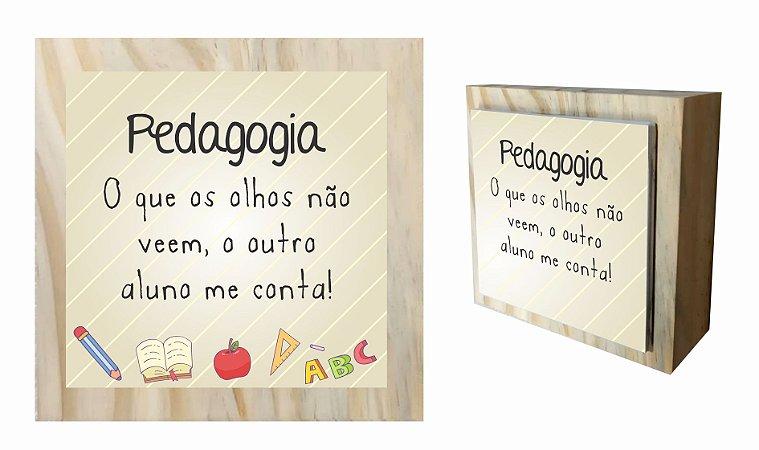07-04-C053 Cubo Decor Cru - Pedagogia