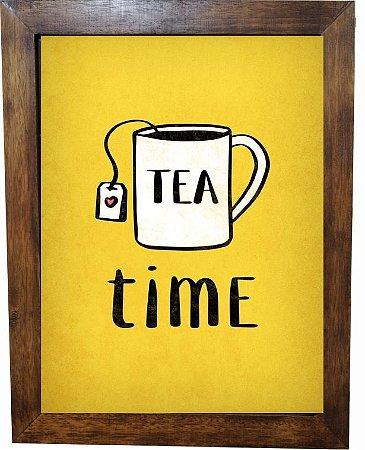 3093PG-082 Quadro Poster - Tea time