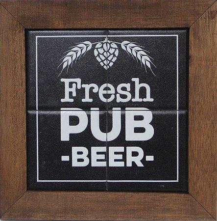 3094AP-028 Quadro de azulejo - Pub