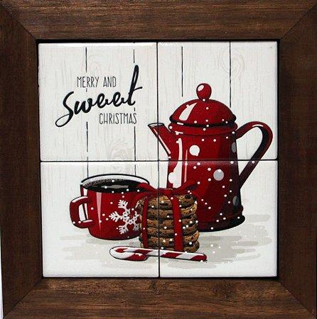 3094AP-029 Quadro de azulejo - Sweet