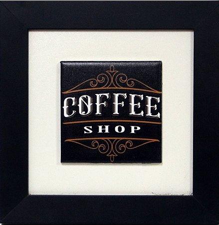 3001-026 Quadro de azulejo Decor - Coffee