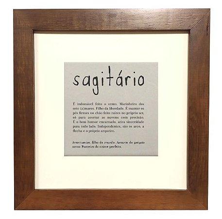 3001M-011 Quadro decor - Sagitário