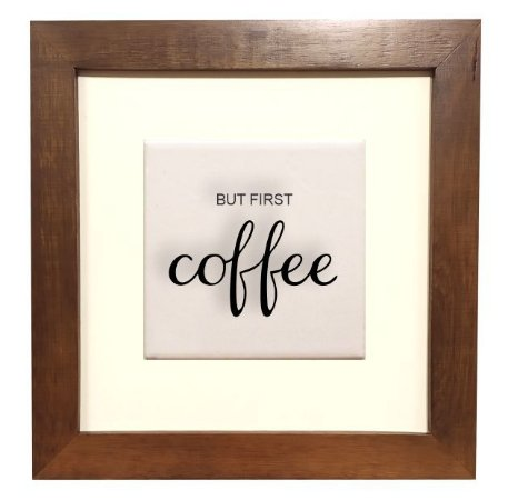 3001M-017 Quadro decor - Coffee