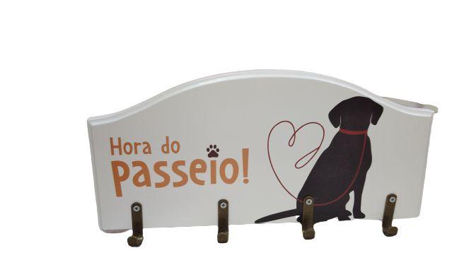 2000-SA004 Porta guia - Hora do passeio