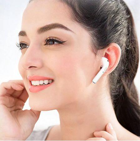 Fone Bluetooth i7S ORIGINAL MINI WIRELESS