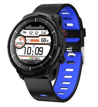 Smart Watch Sports Monitor de freqüência cardíaca