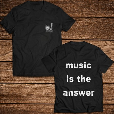 Camiseta Rave Culture - Rave ON