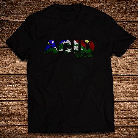Camiseta ACID - Rave ON
