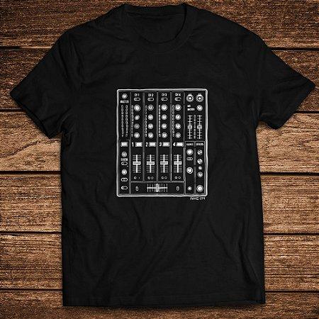 Camiseta Mixer - Rave ON